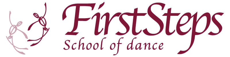 FirstSteps School of Dance Logo