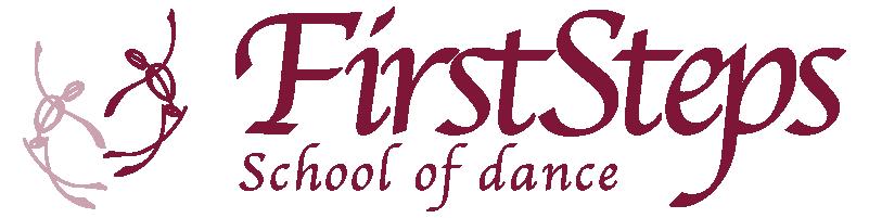 FirstSteps School of Dance Logo