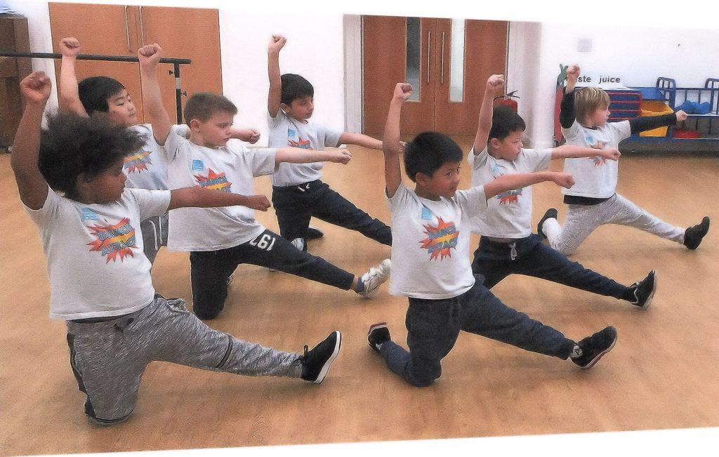 Classes for Boys - Dance Attack