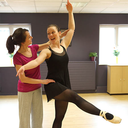 Adult Improvers Ballet